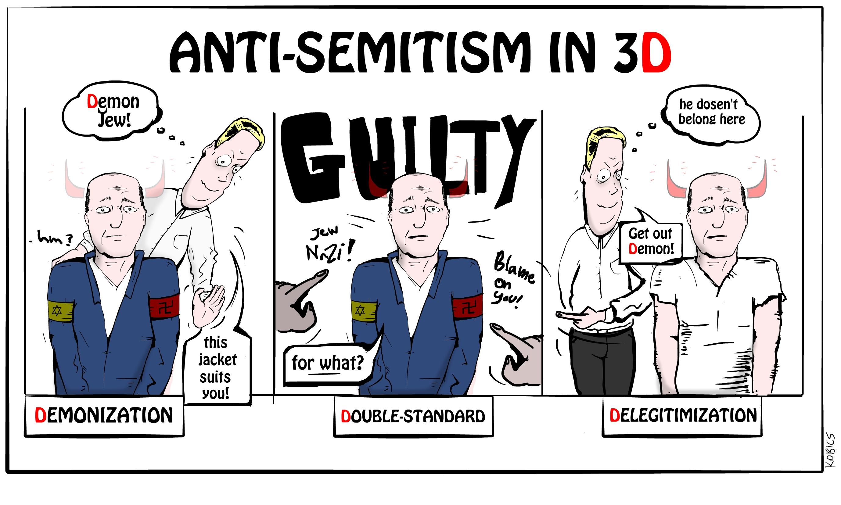 Risultati immagini per delegitimation double stNDARD DEMONIZATION ISRAEL